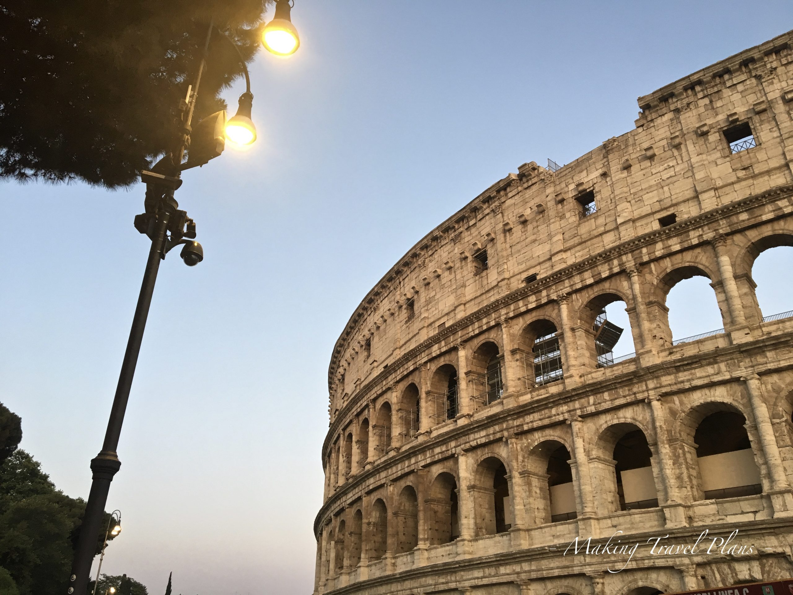 Roman Colosseum: 10 interesting facts about the Italian icon.
