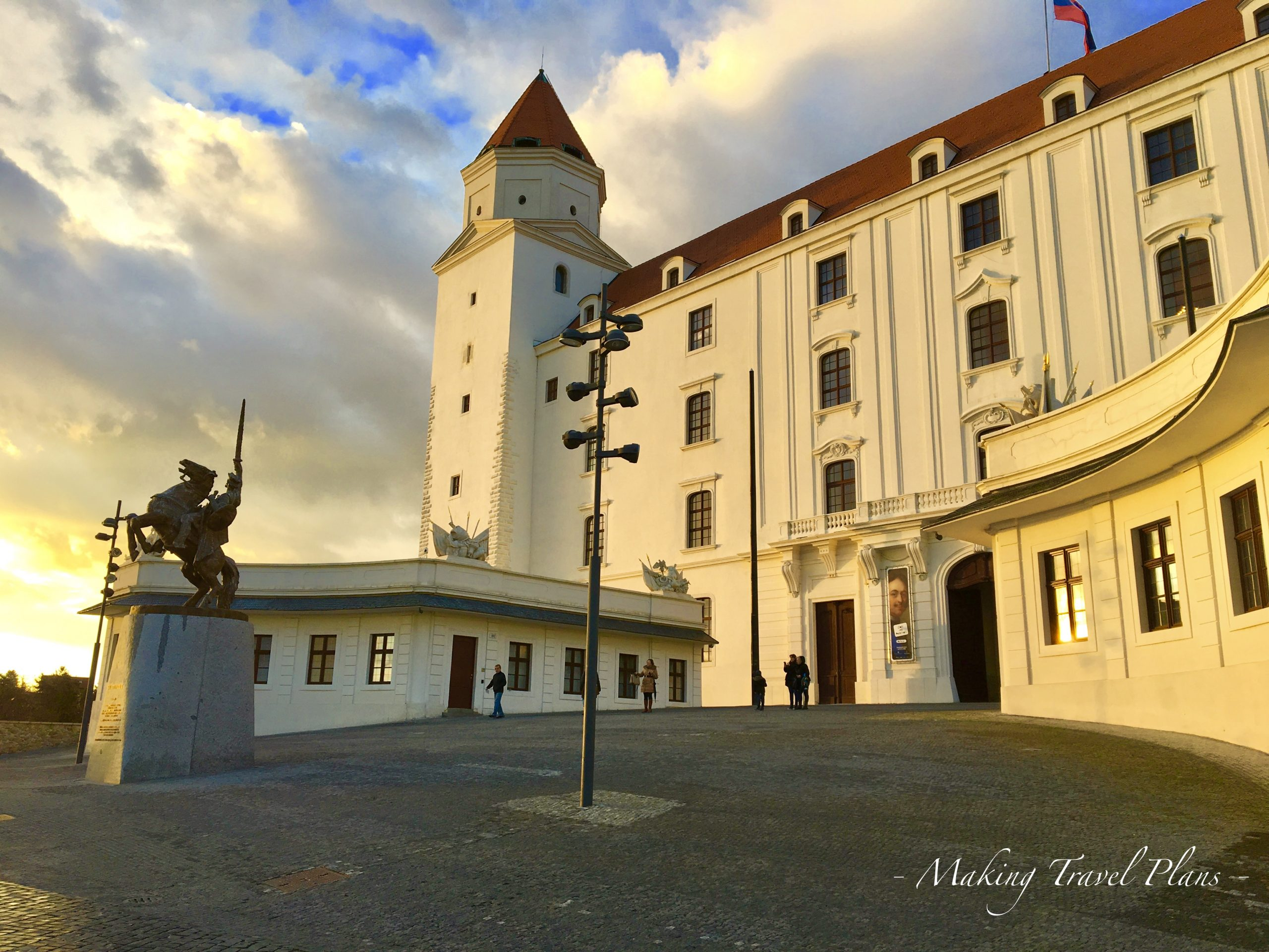 What to see in Bratislava. Top 10 things to do in Bratislava in one day