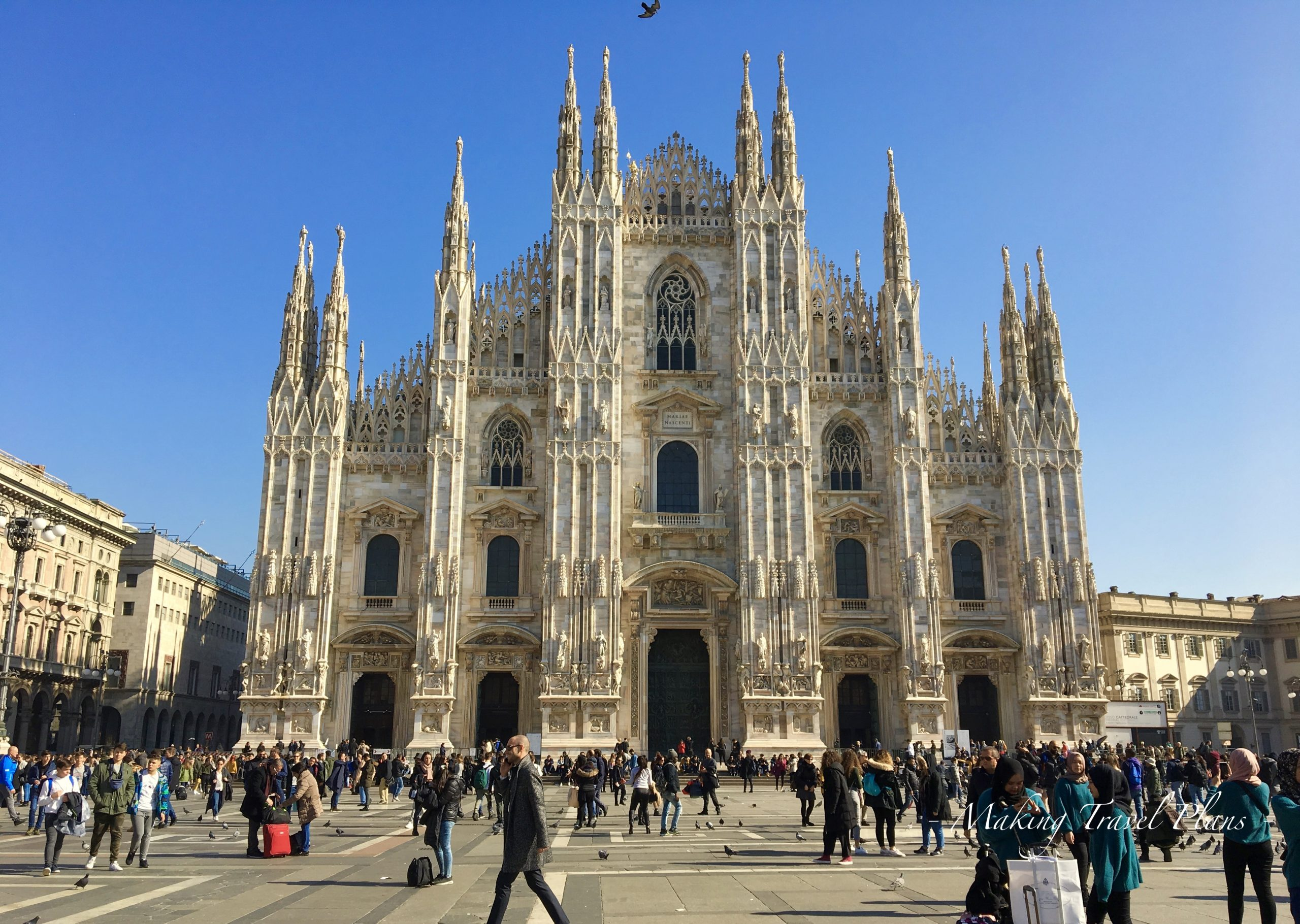 What to see in Milan? Top 10 activities to do in the fashion capital in Italy.