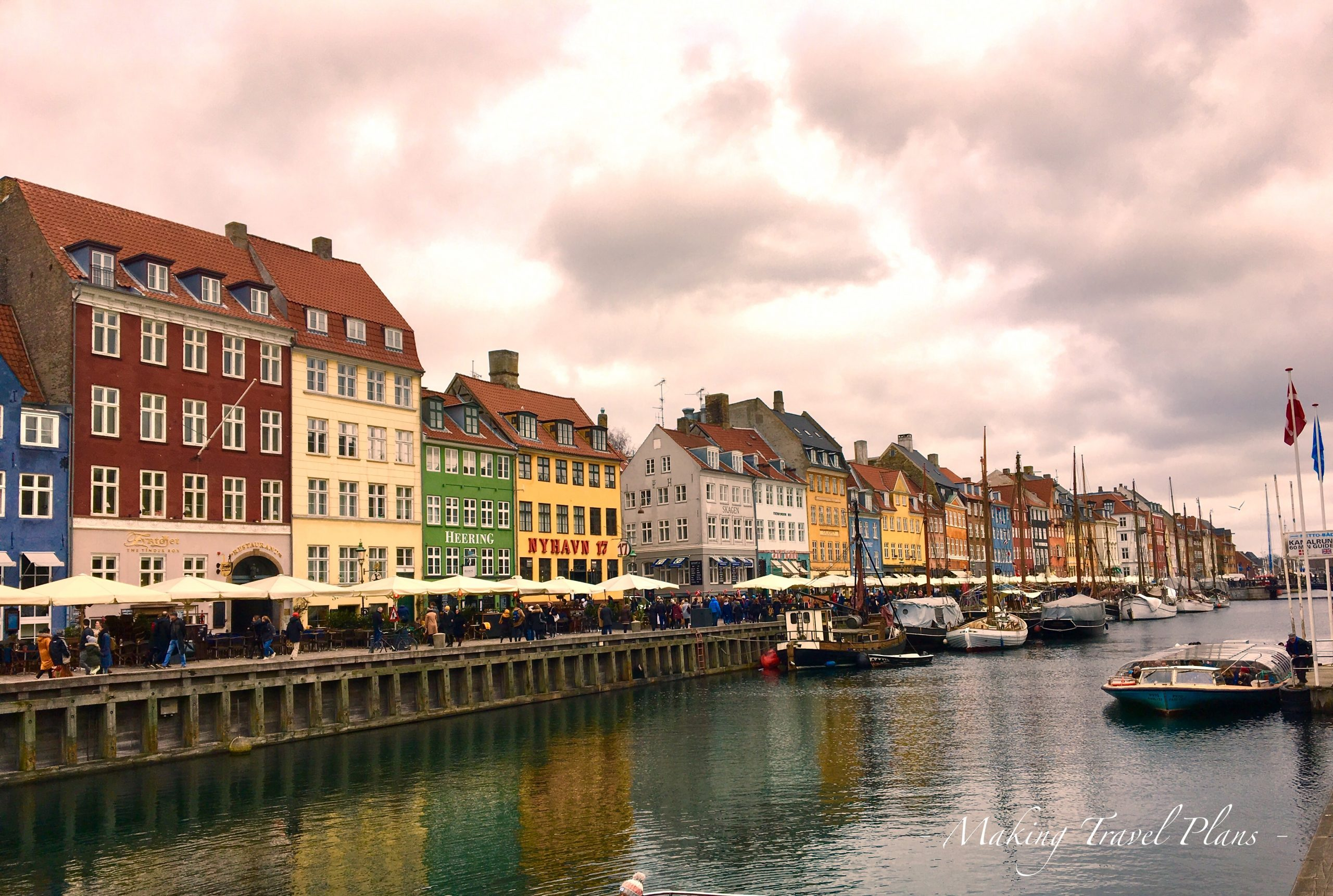 The 15 must do and what to see in Copenhagen.