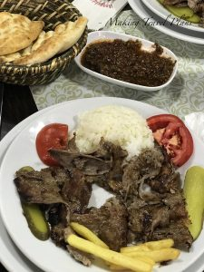 What to eat in Istanbul Turkey Europe