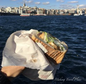 What to eat traditional food Istanbul Turkey Europe