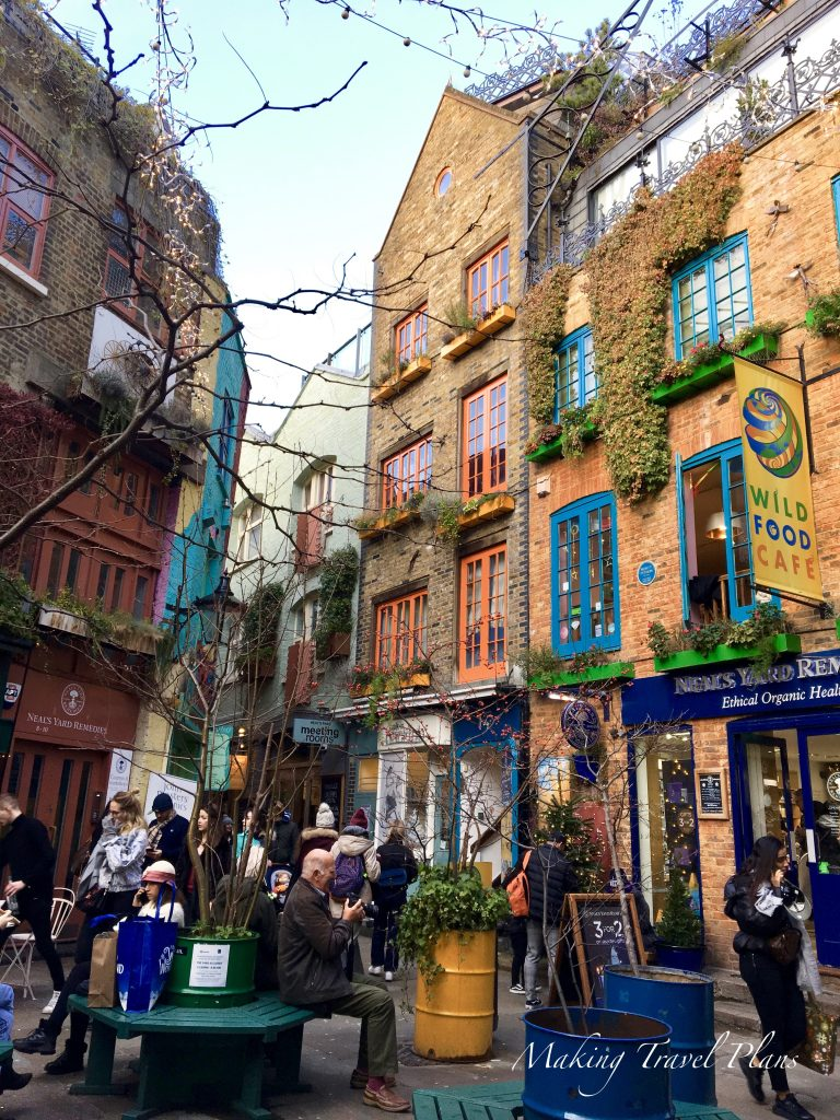 Must see in London Europe. Covent garden