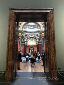 Must see in London Europe. National Gallery